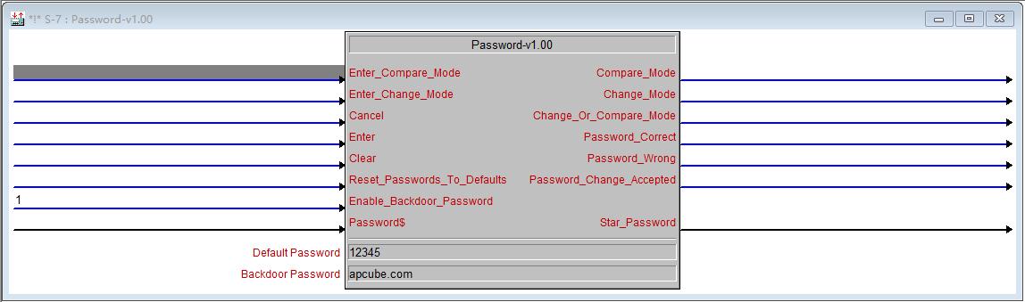 Password-v1.00