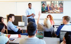 Crestron Transforms the Classroom into a Dynamic Learning Environment